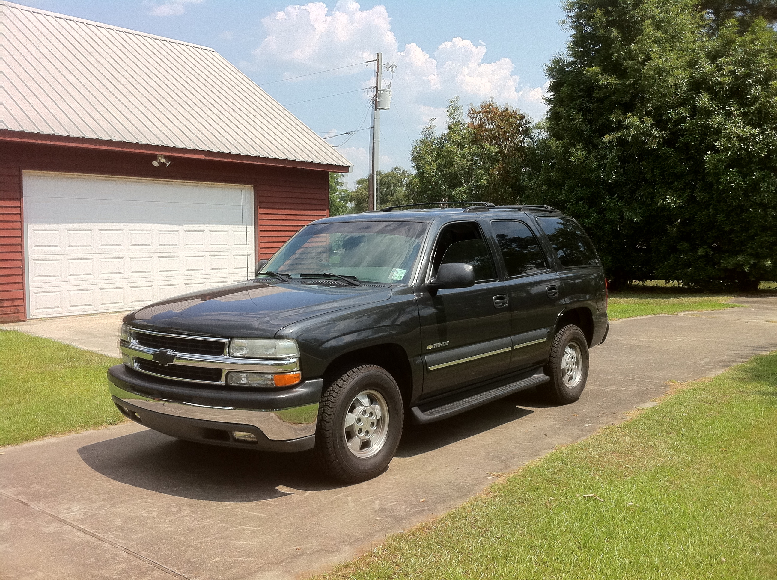 Another tacocoma 2003 Chevrolet Tahoe post... - 15173995