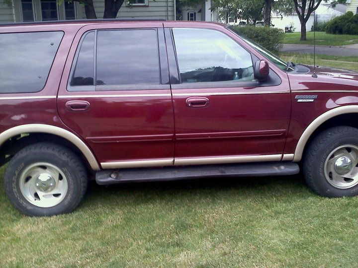 Another POLOBOY4AAF 1998 Ford Expedition EL post... - 15174222