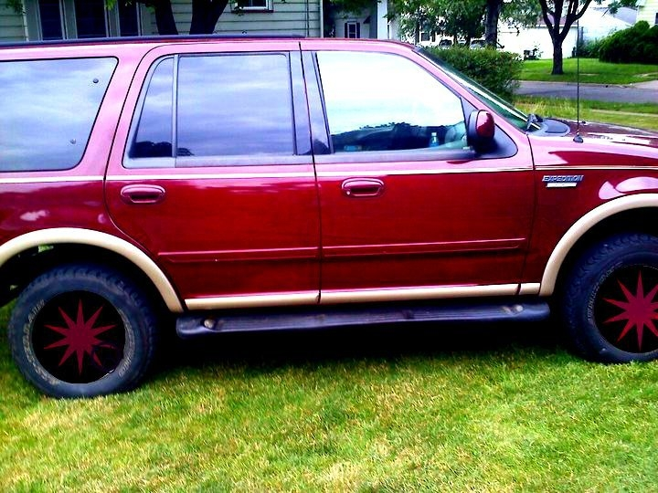Another POLOBOY4AAF 1998 Ford Expedition EL post... - 15174224