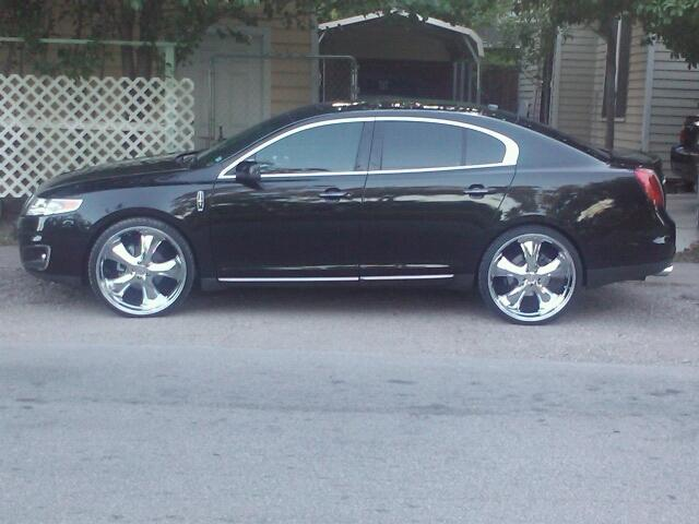 Another ballersville 2011 Lincoln MKS post... - 15174965
