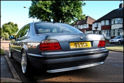 sonnyE38s 2000 BMW 7 Series
