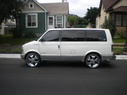 petie1980s 1997 Chevrolet Astro
