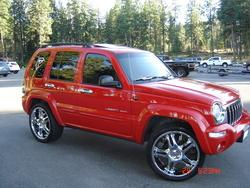 The Wizard of Koz 2002 Jeep Liberty