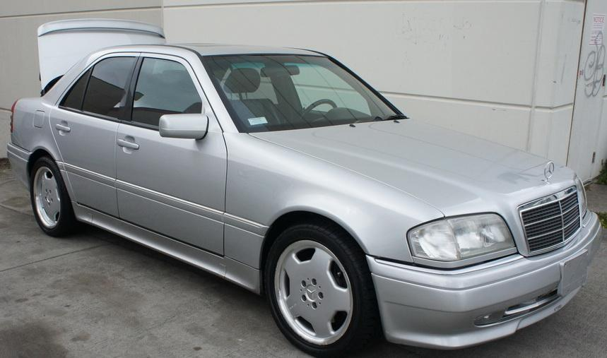 Opus amg 1996 mercedes benz c classc36 sedan 4d specs for 1996 mercedes benz c class