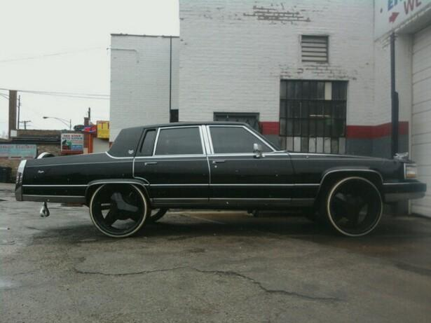 Another CHITOWNSILLEST 1991 Cadillac DeVille post... - 15176193
