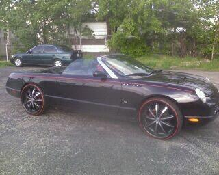 CHITOWNSILLEST's 2004 Ford Thunderbird