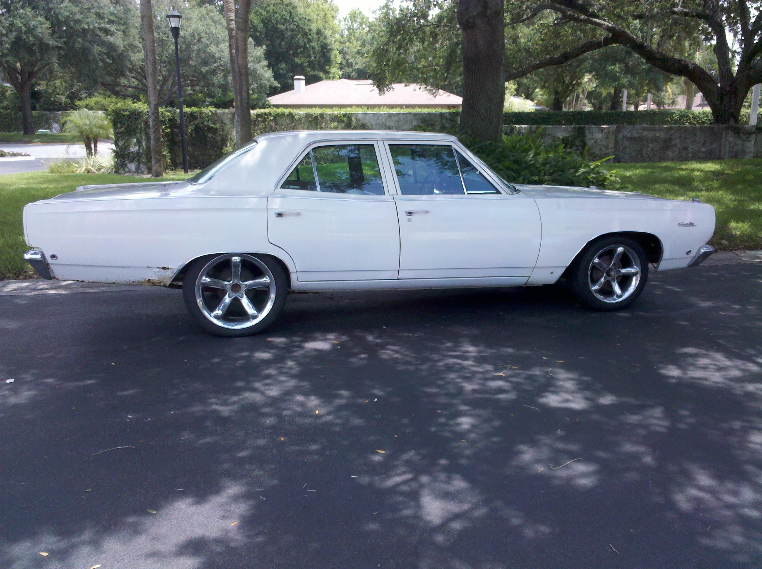Another bsteen81 1968 Plymouth Satellite post... - 15176323