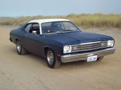 Dustergirl75 1974 Plymouth Duster