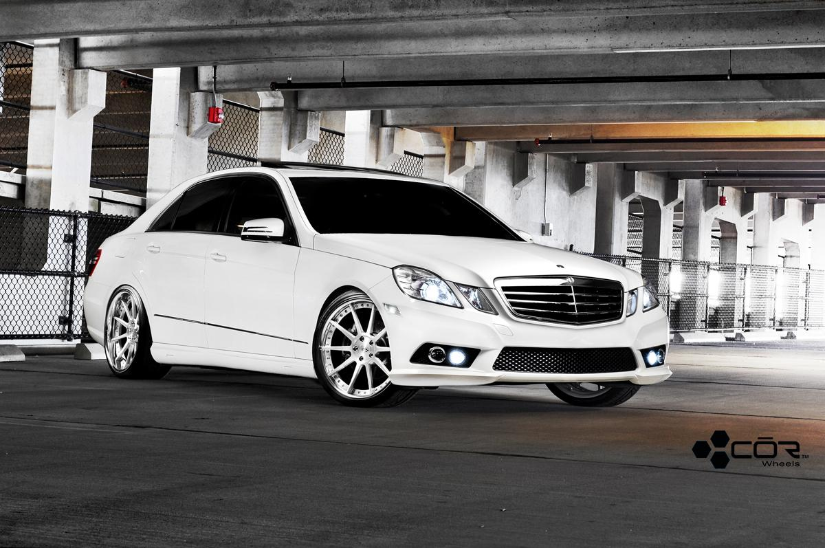 Cor Wheels 2011 Mercedes Benz E Classe350 Specs Photos