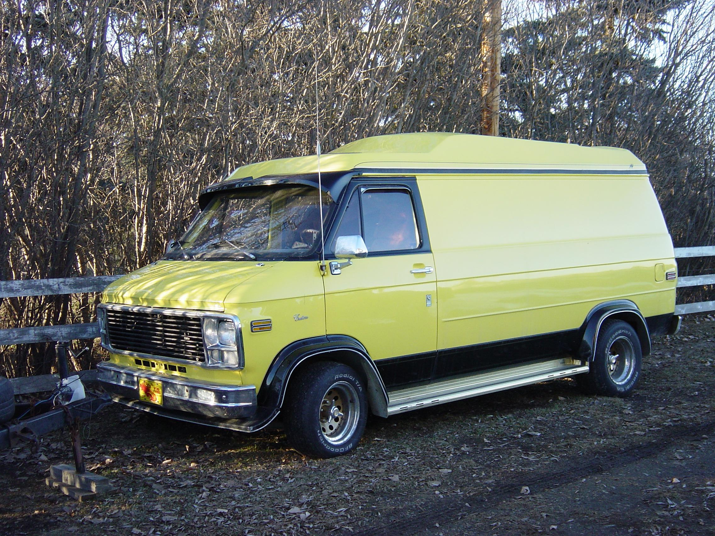 itstheislander 1982 gmc vandura 2500 specs photos. Black Bedroom Furniture Sets. Home Design Ideas