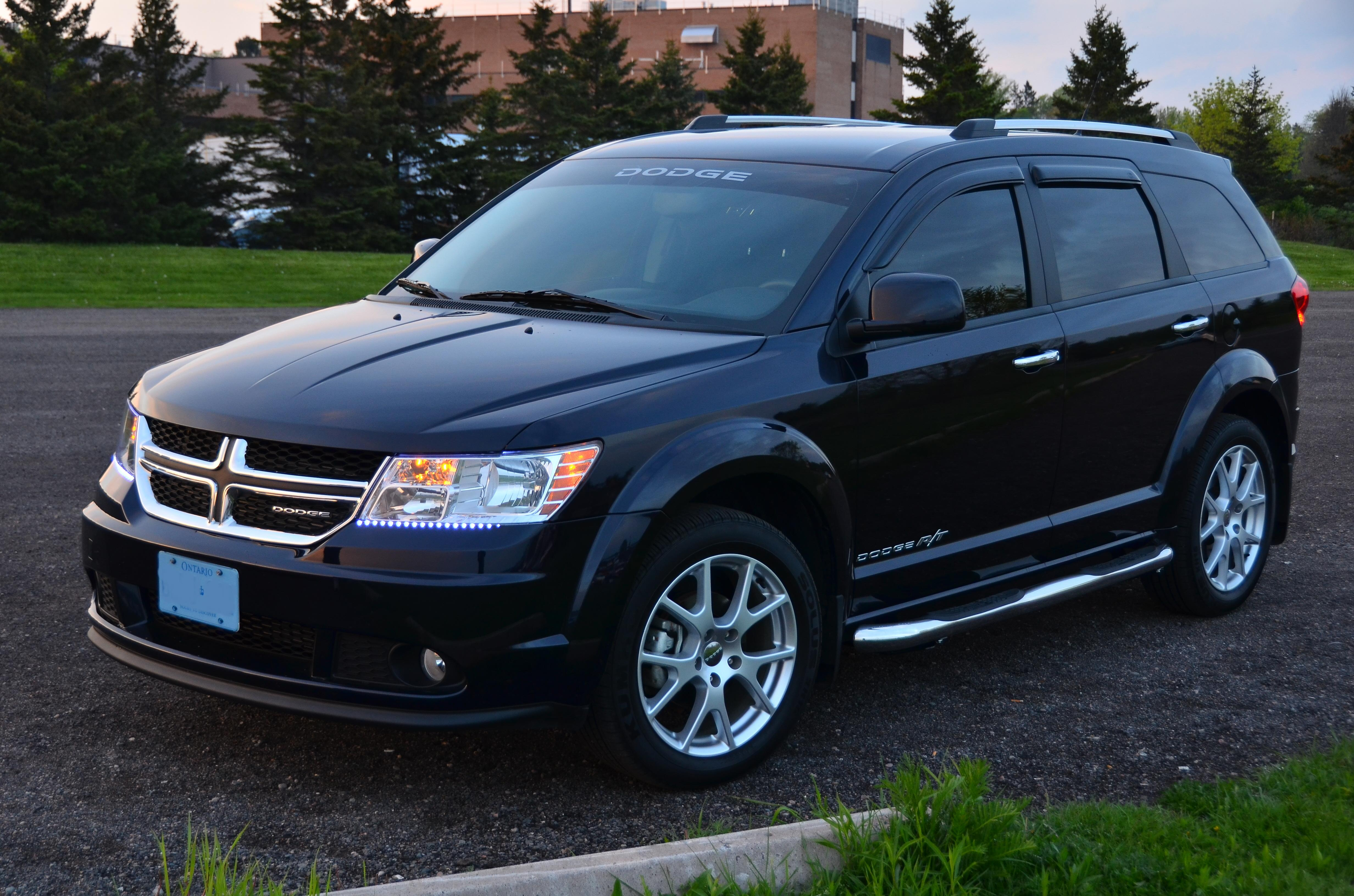 Paullie 2011 Dodge JourneyR/T Sport Utility 4D Specs, Photos, Modification Info at CarDomain