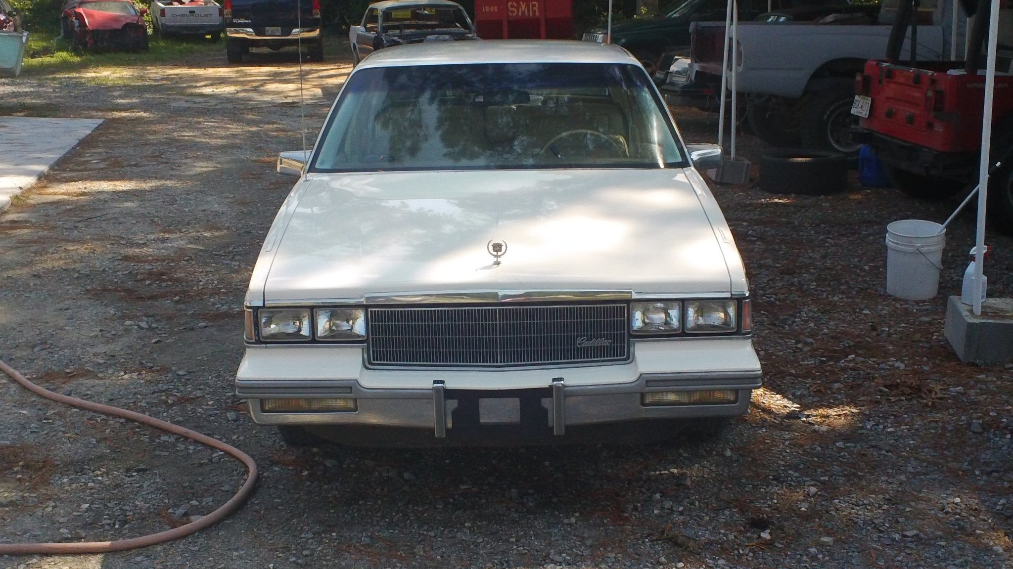 Another Brudus10 1986 Cadillac DeVille post... - 15177778