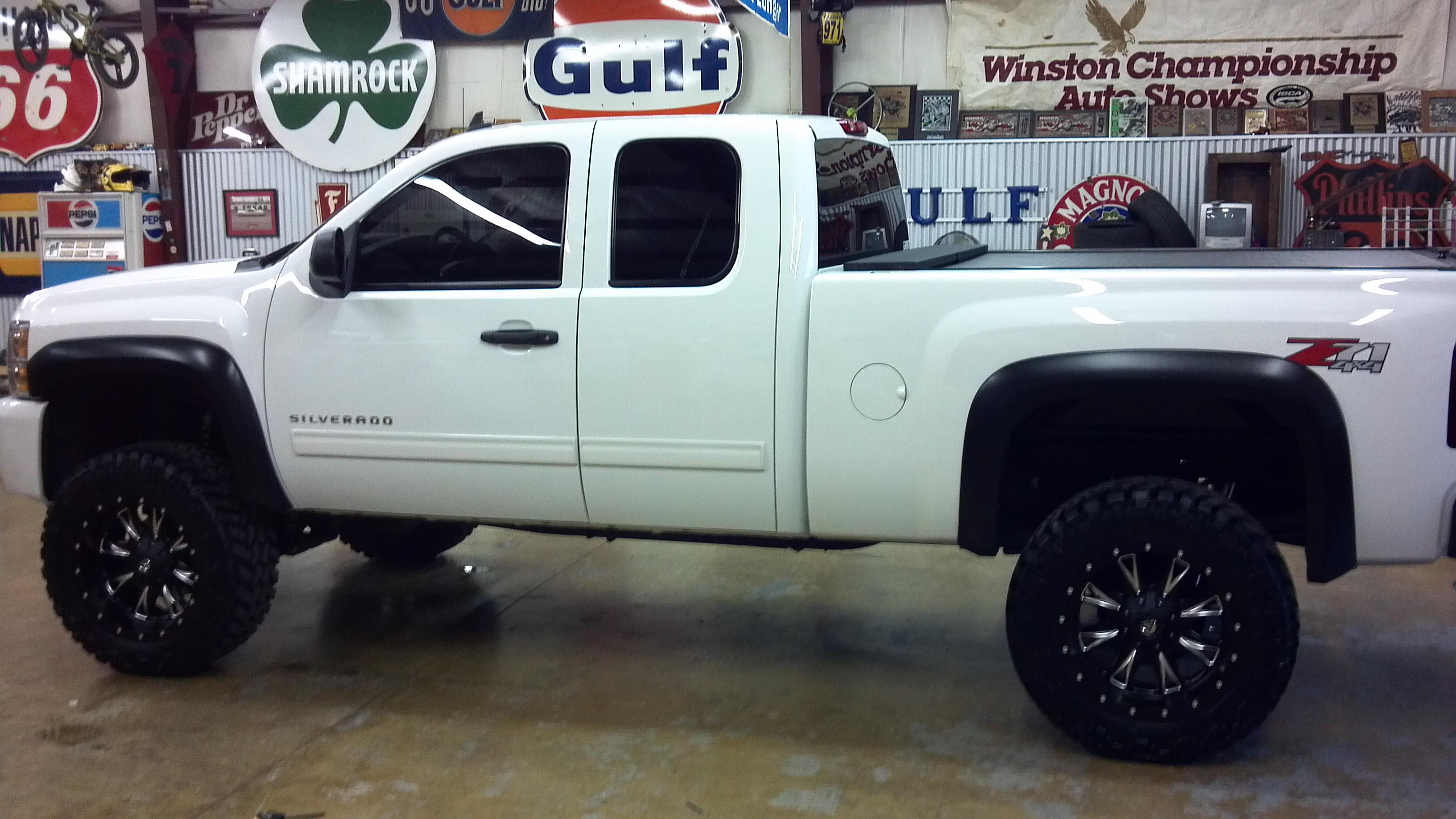 Another blake15owens 2010 Chevrolet Silverado 1500 Extended Cab post... - 15176656