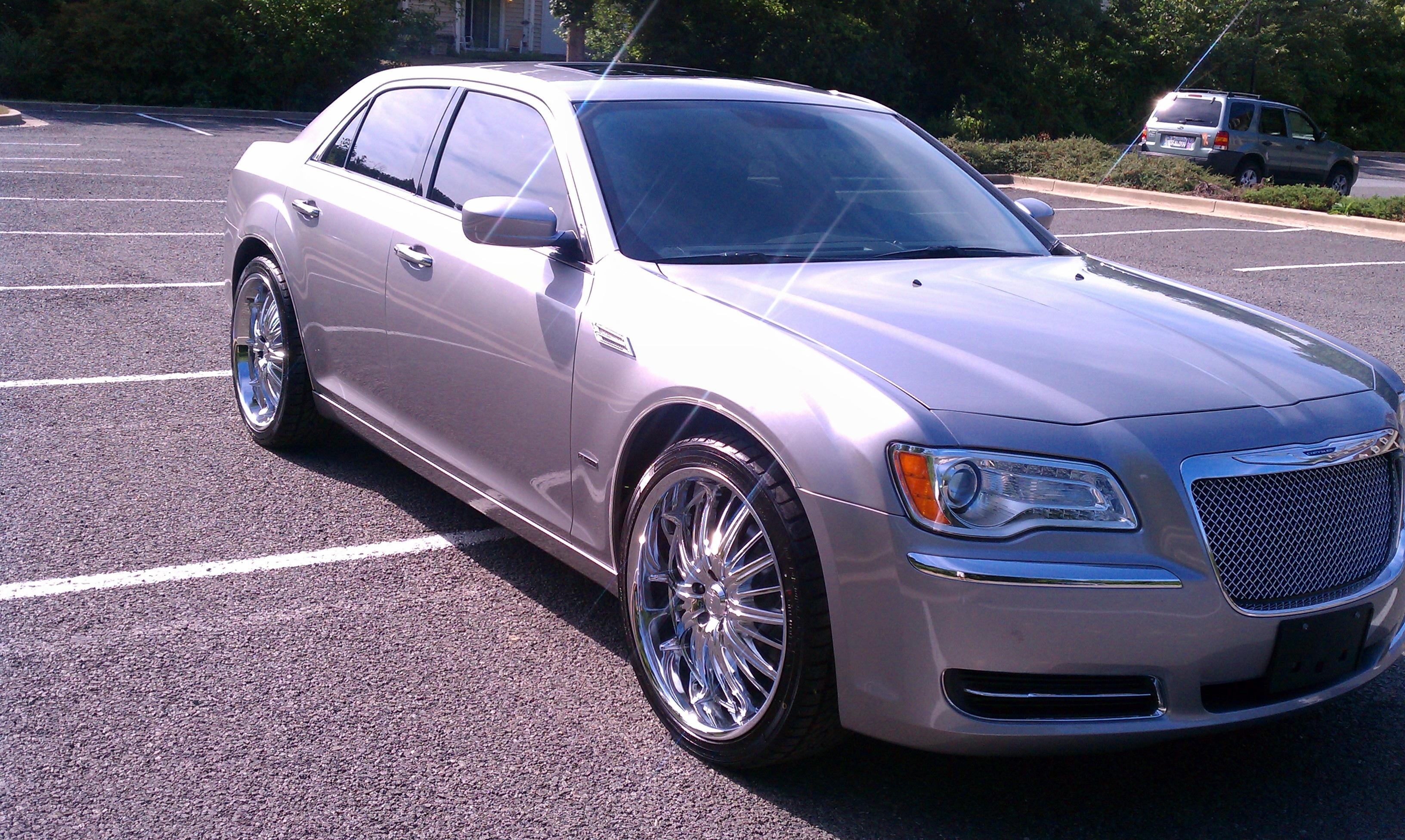 platbond's 2011 Chrysler 300