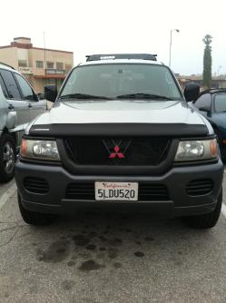 Bustos1977s 2001 Mitsubishi Montero Sport