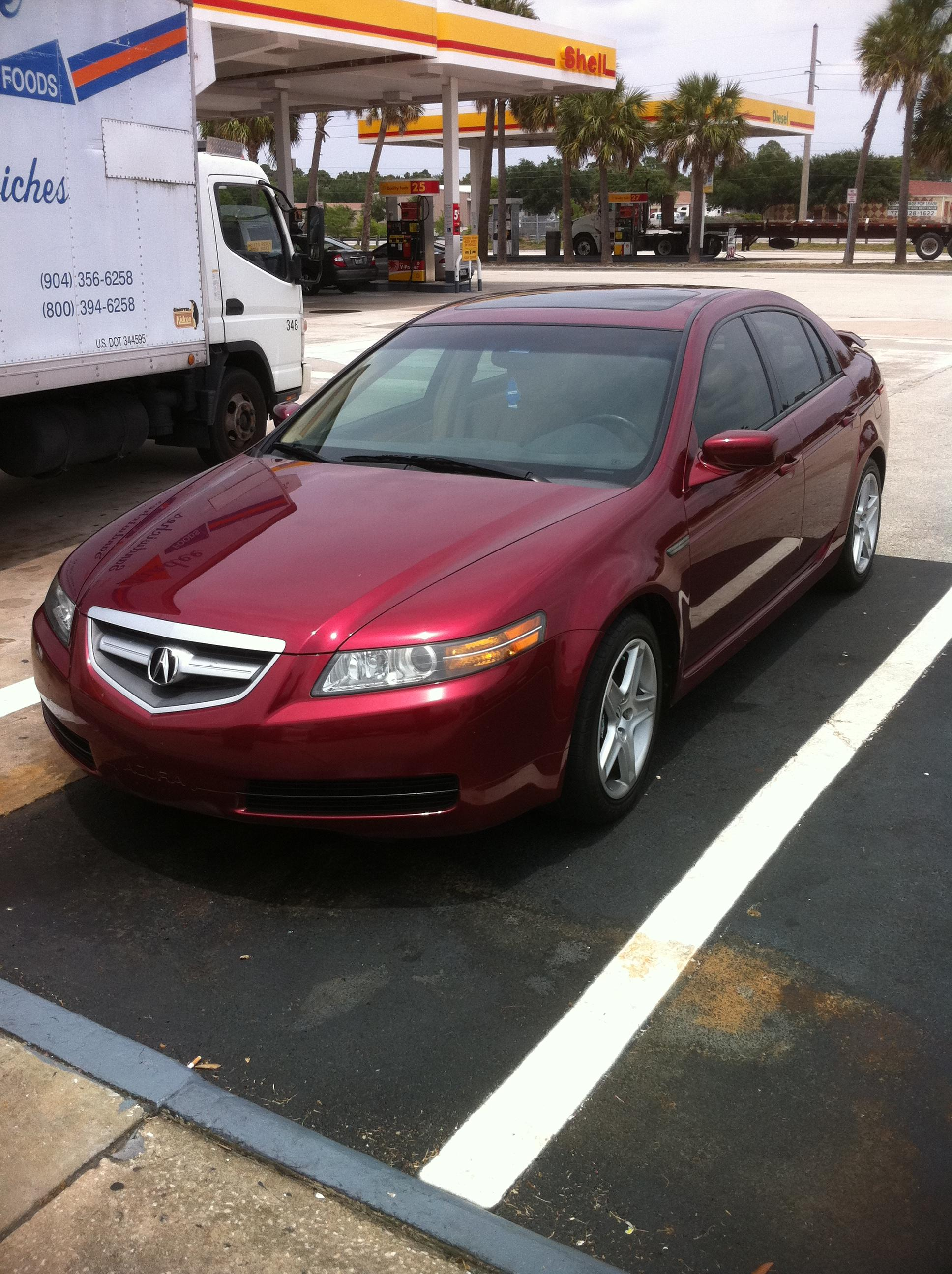 djderrickd 2005 acura tlsedan 4d specs photos. Black Bedroom Furniture Sets. Home Design Ideas