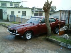 Pulllgas 1977 Ford Maverick