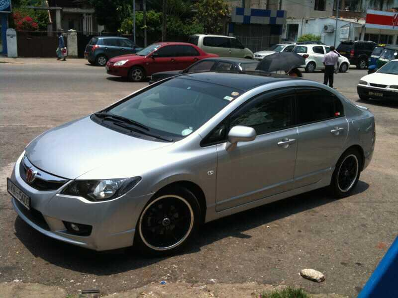 Fanaticar 2009 Honda Civichybrid Sedan 4d Specs Photos