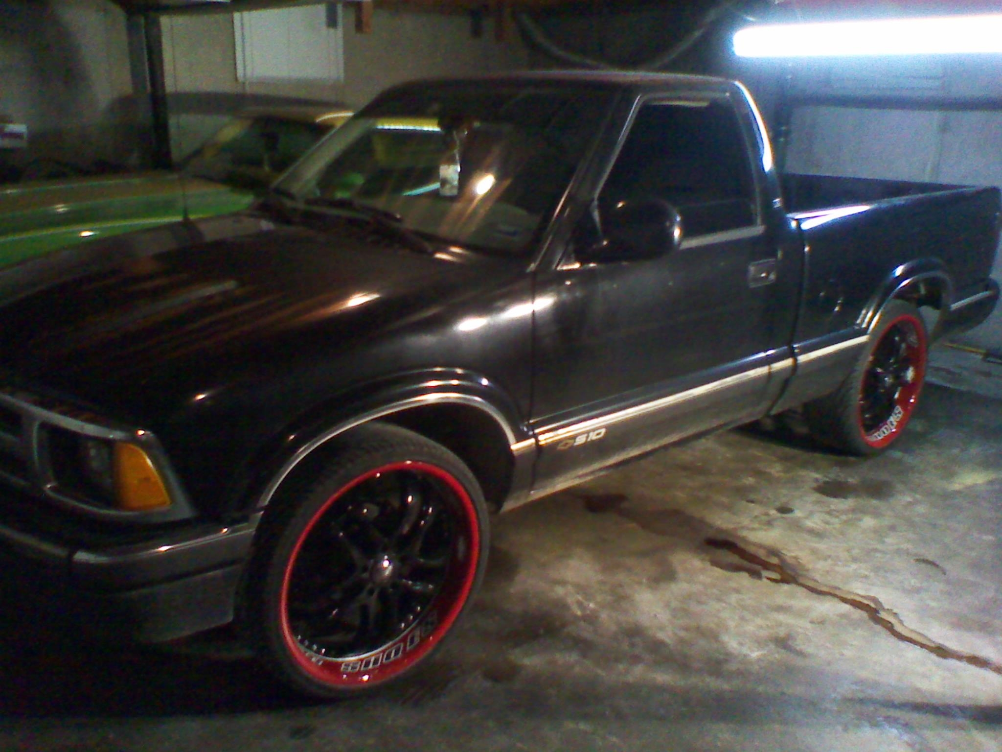 Another 1984SHIT 1996 Chevrolet S10 Regular Cab post... - 15179706