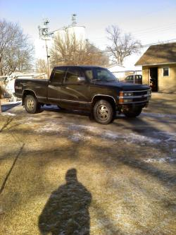 beckstead10 1991 Chevrolet 1500 Extended Cab
