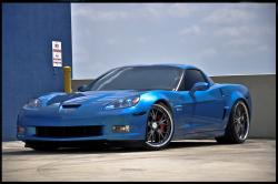 cor_wheelss 2010 Chevrolet Corvette