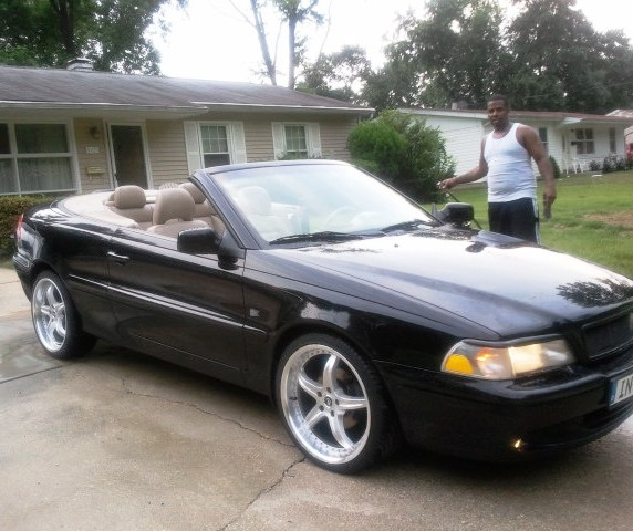 Volvo C70 2006: 2003 Volvo C70 2.4T Convertible Automatic Related