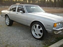 oneonly80 1980 Chevrolet Caprice