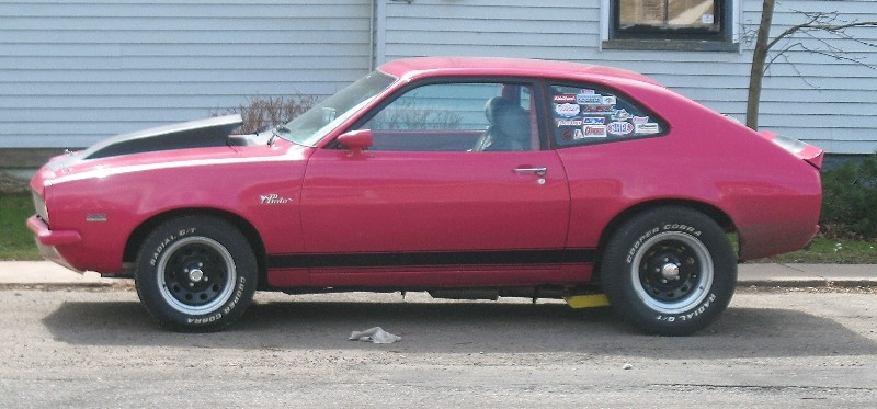 Another PEI-Pinto 1979 Ford Pinto post... - 17333221
