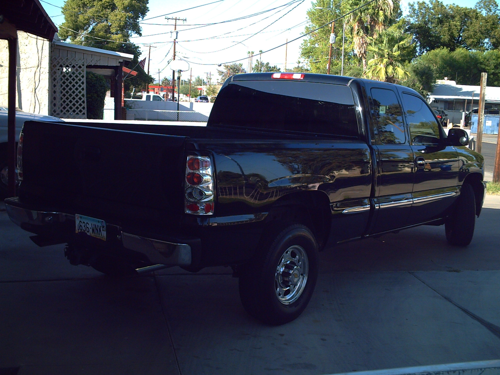 Undercover2500 2000 GMC 2500 HD Extended Cab 15180503