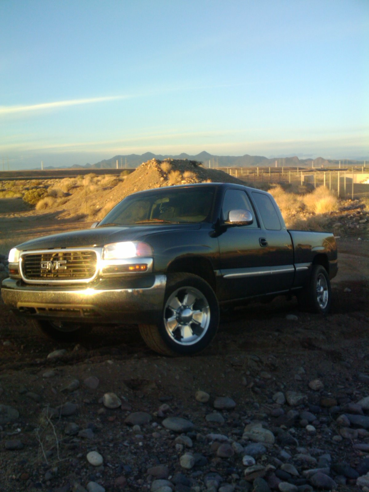 Undercover2500 2000 GMC 2500 HD Extended Cab 15180505