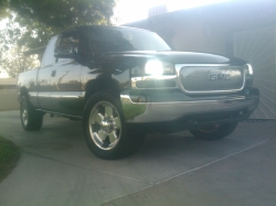 Undercover2500 2000 GMC 2500 HD Extended Cab