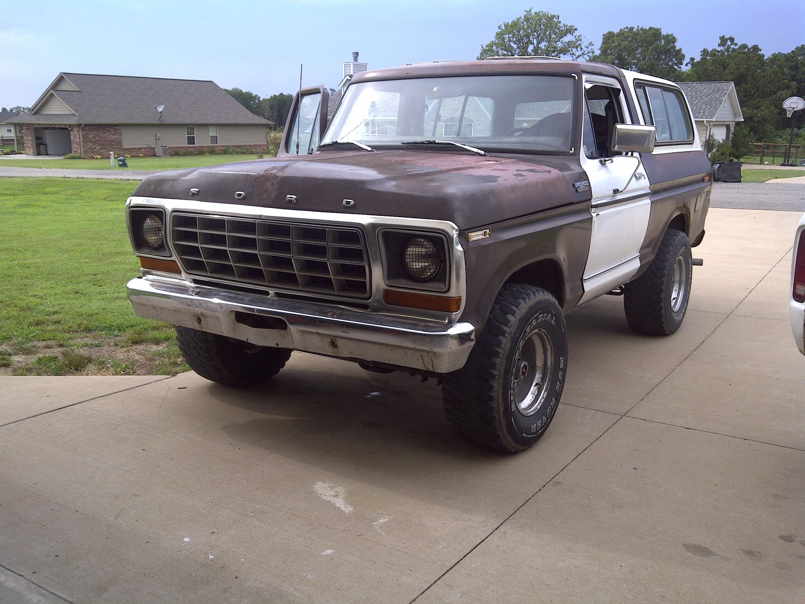 Another countryboy_657 1978 Ford Bronco post... - 15180824