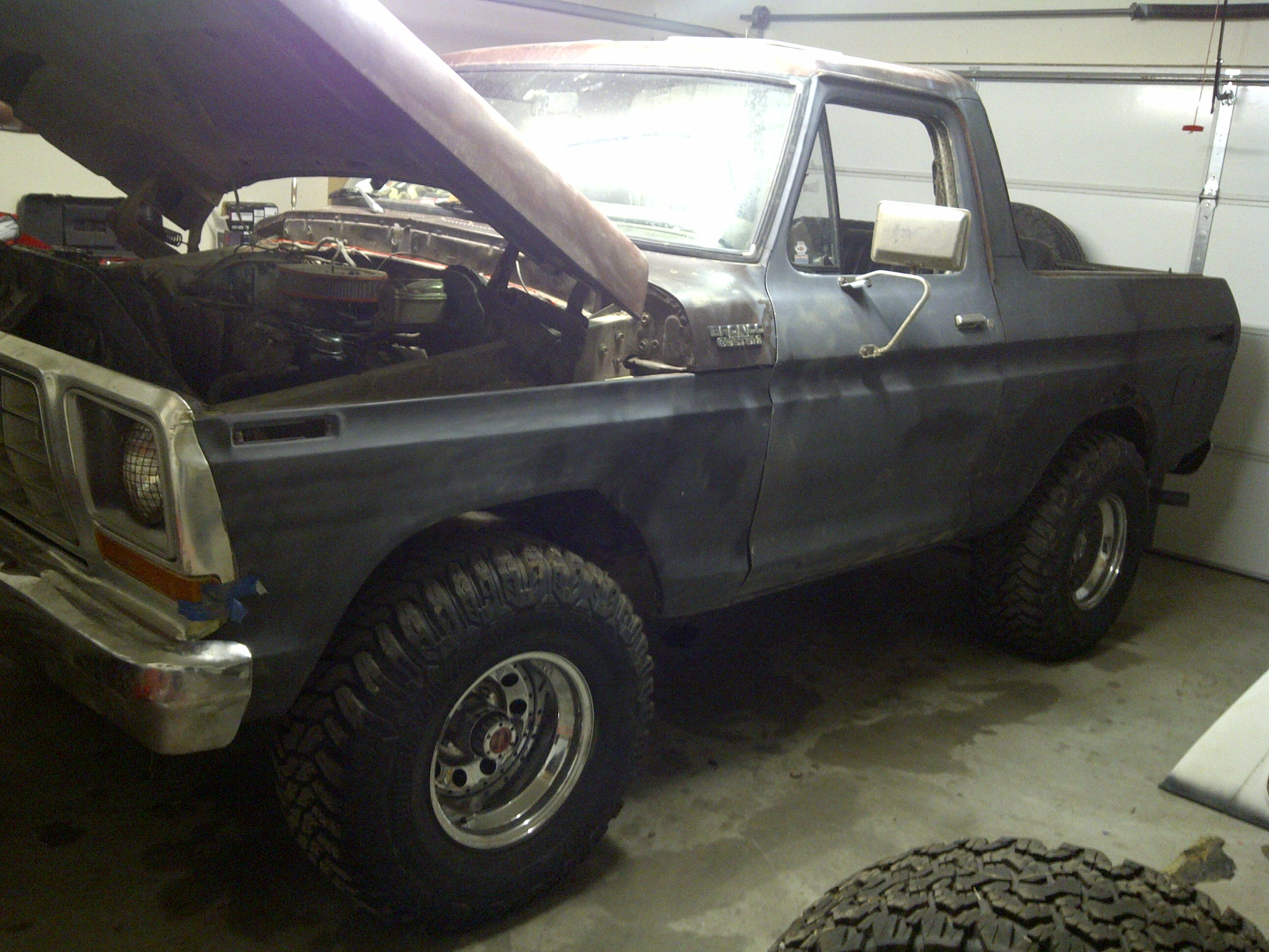 Another countryboy_657 1978 Ford Bronco post... - 15180875