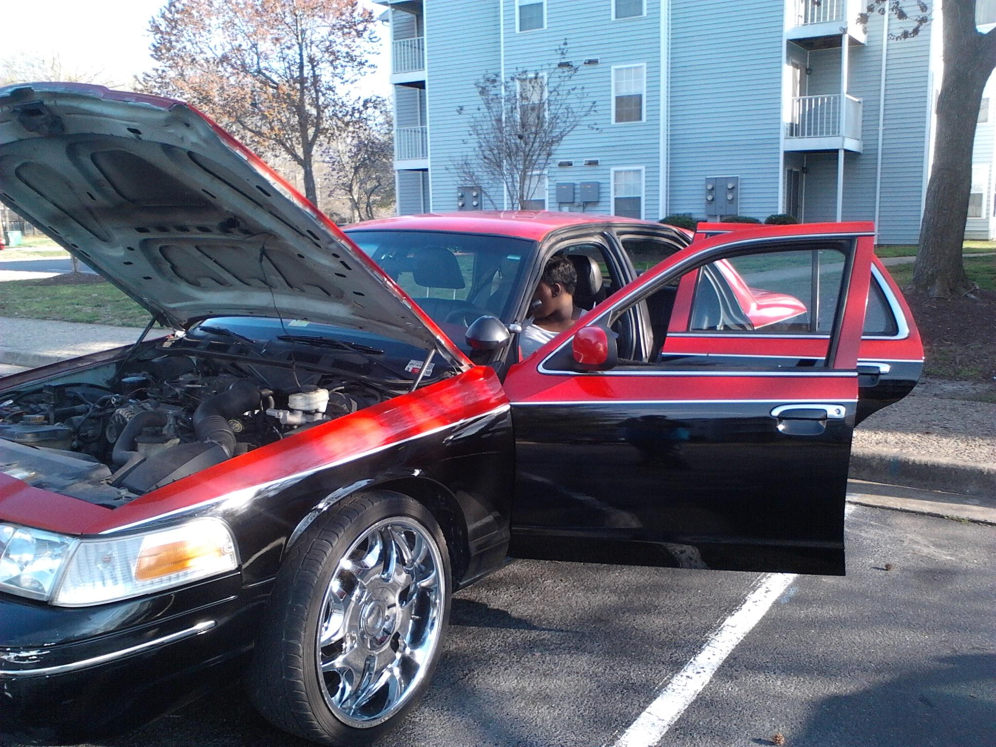 fordrider92 1998 Ford Crown Victoria