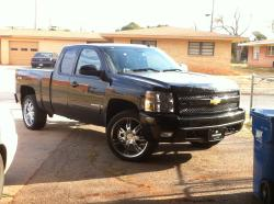 BXLLETxTFSs 2008 Chevrolet Silverado 1500 Extended Cab