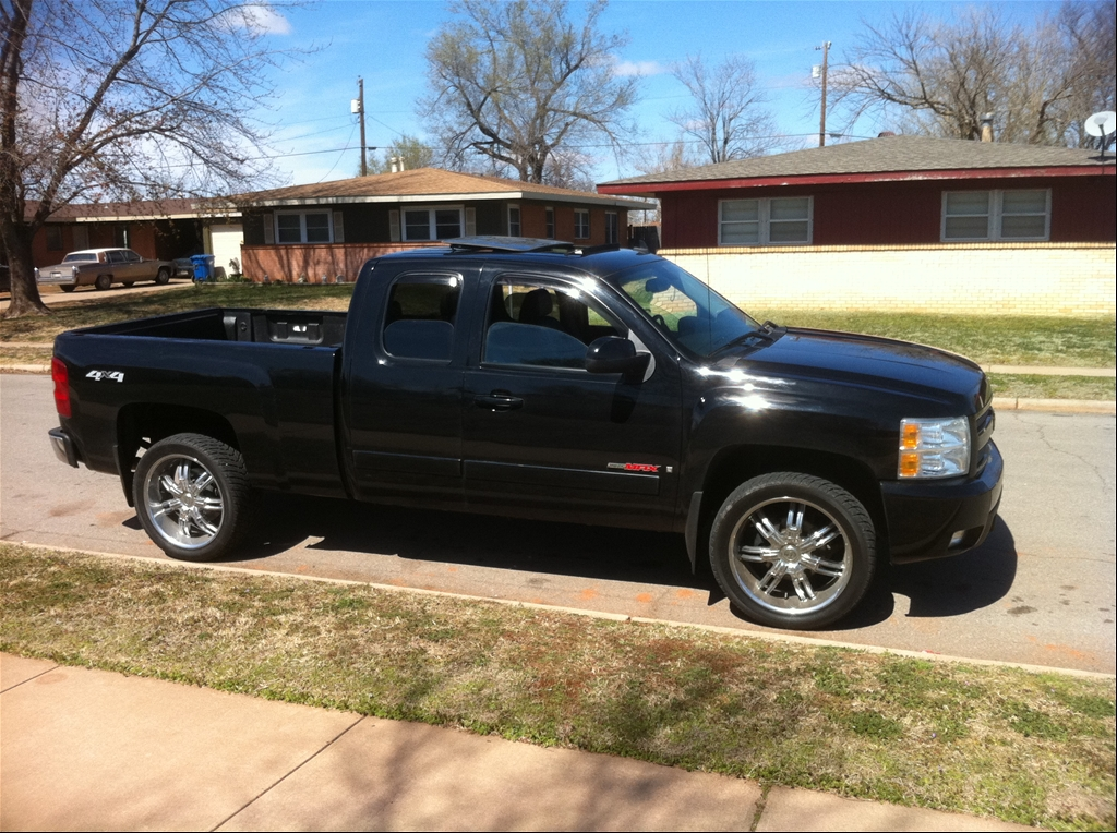 Learn more about the 2008 chevrolet silverado 1500 short bed extended