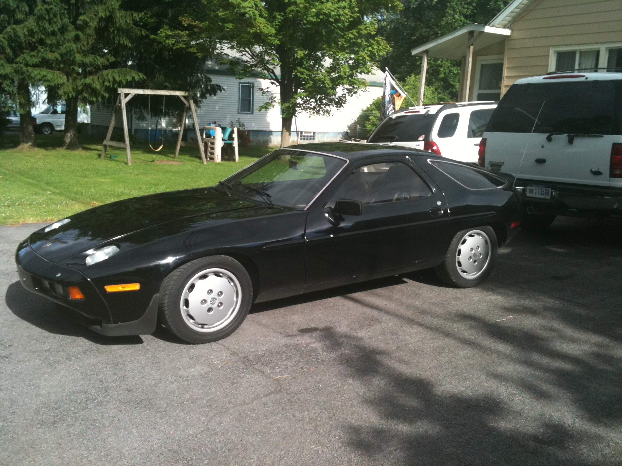 Sbcstang 1982 Porsche 928 Specs Photos Modification Info