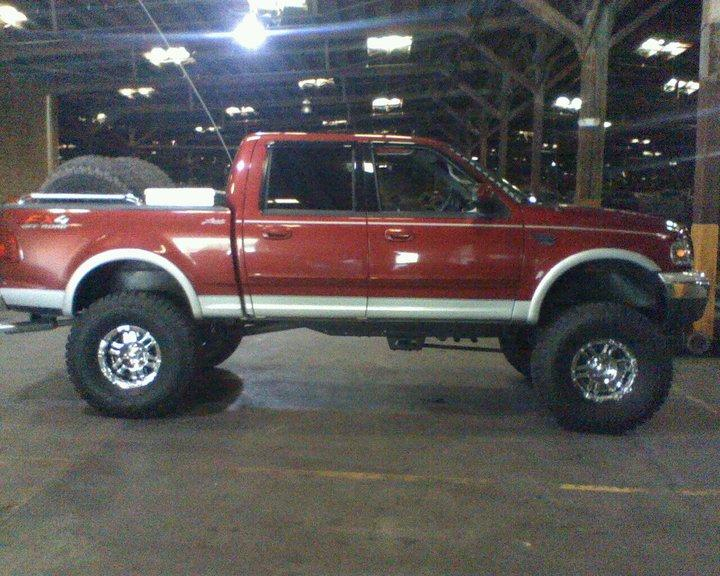 Bigtimin's 2002 Ford F150 SuperCrew Cab