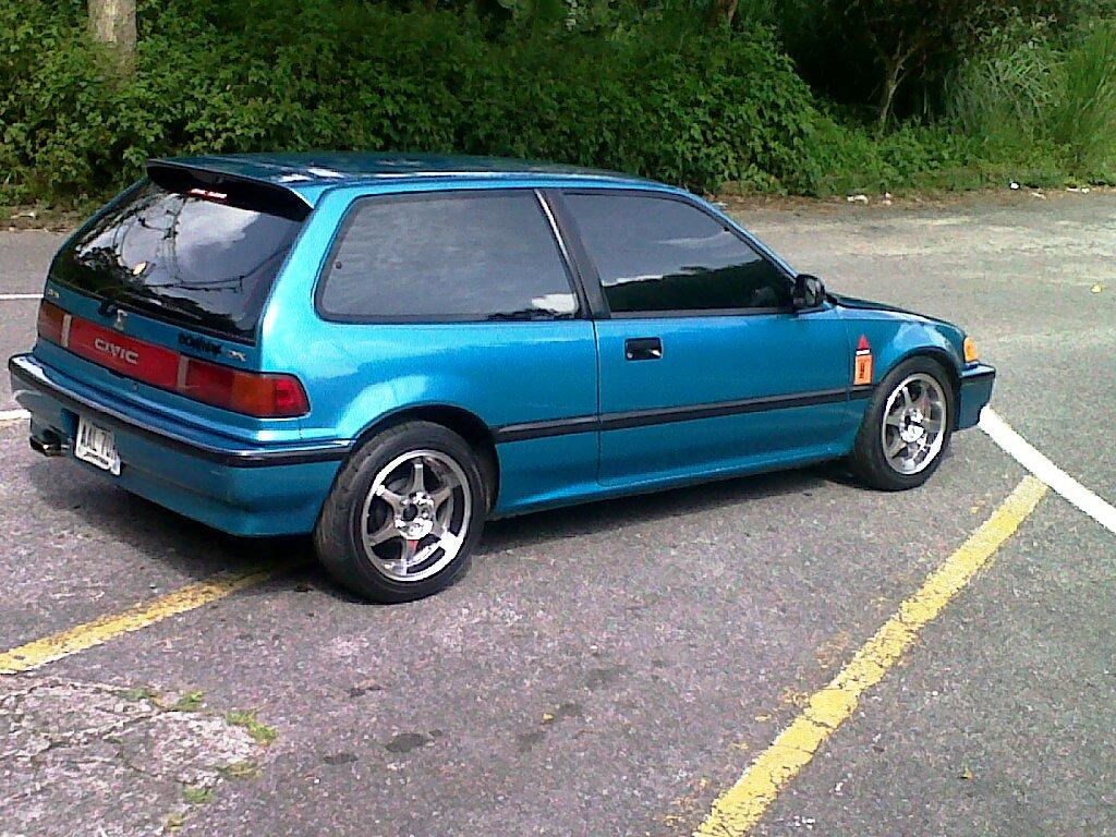 Eliezersuarezgil 1991 Honda Civicdx Hatchback 2d Specs Photos Modification Info At Cardomain