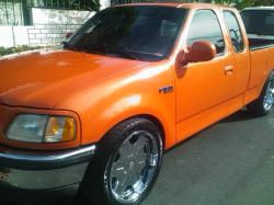 teg818s 1998 Ford F150 Regular Cab