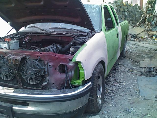 teg818 1998 Ford F150 Regular Cab 15182145