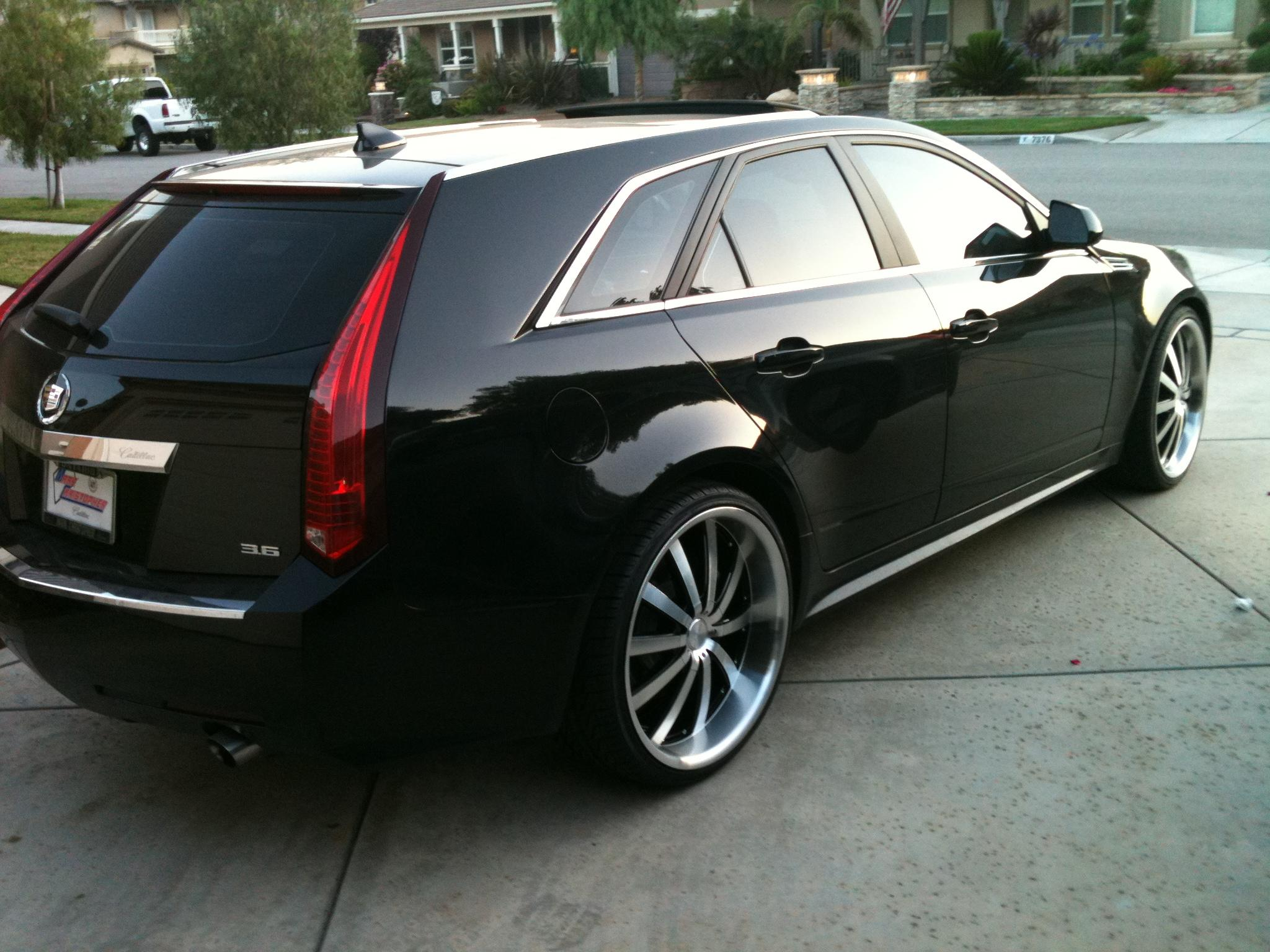 heres a v worth cts here cadillac is s now perfect what wagon
