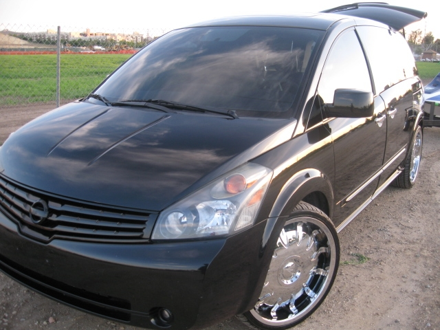 Another kcuttah 2007 Nissan Quest post... - 15182293