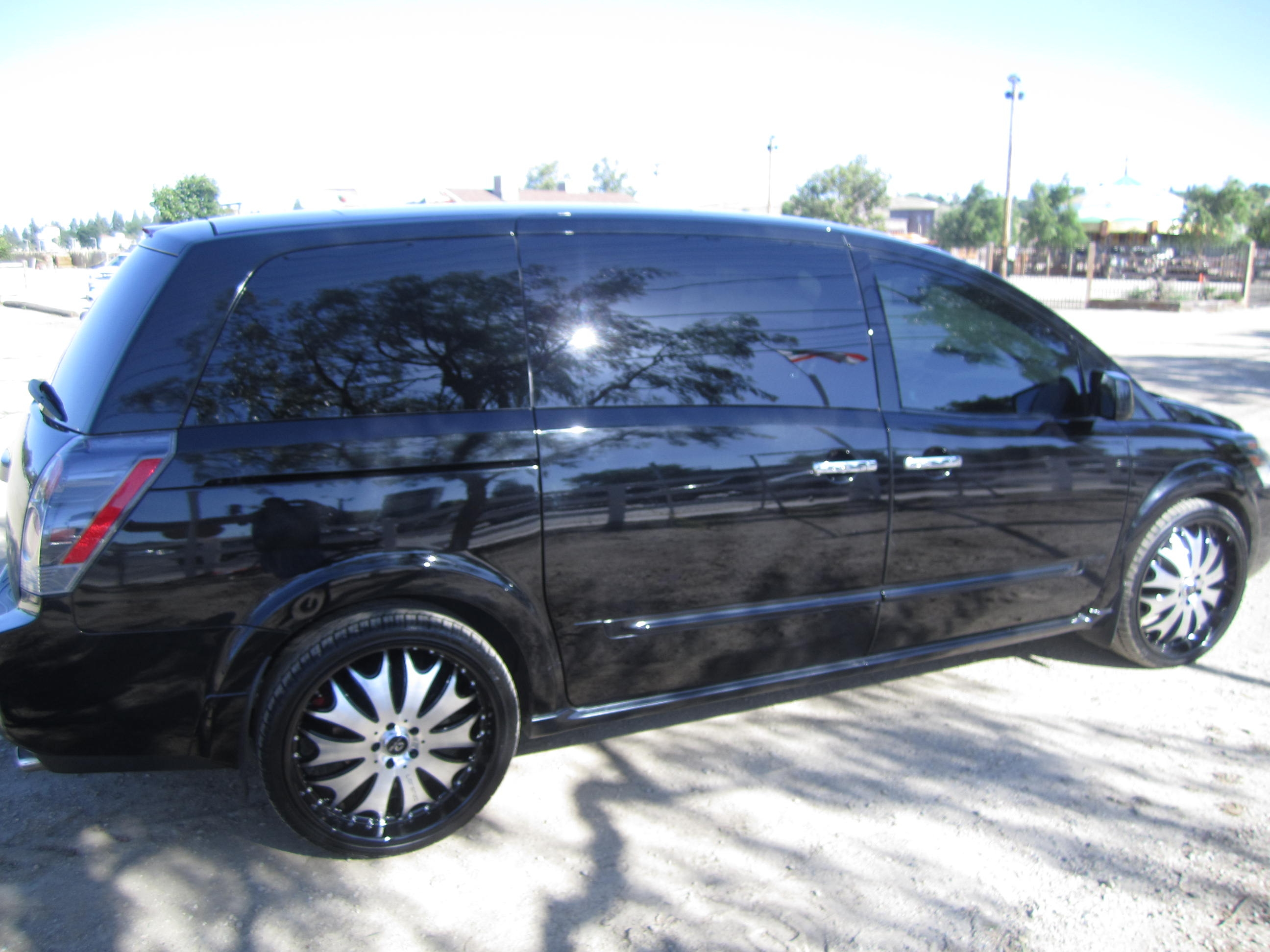 Another kcuttah 2007 Nissan Quest post... - 15182296