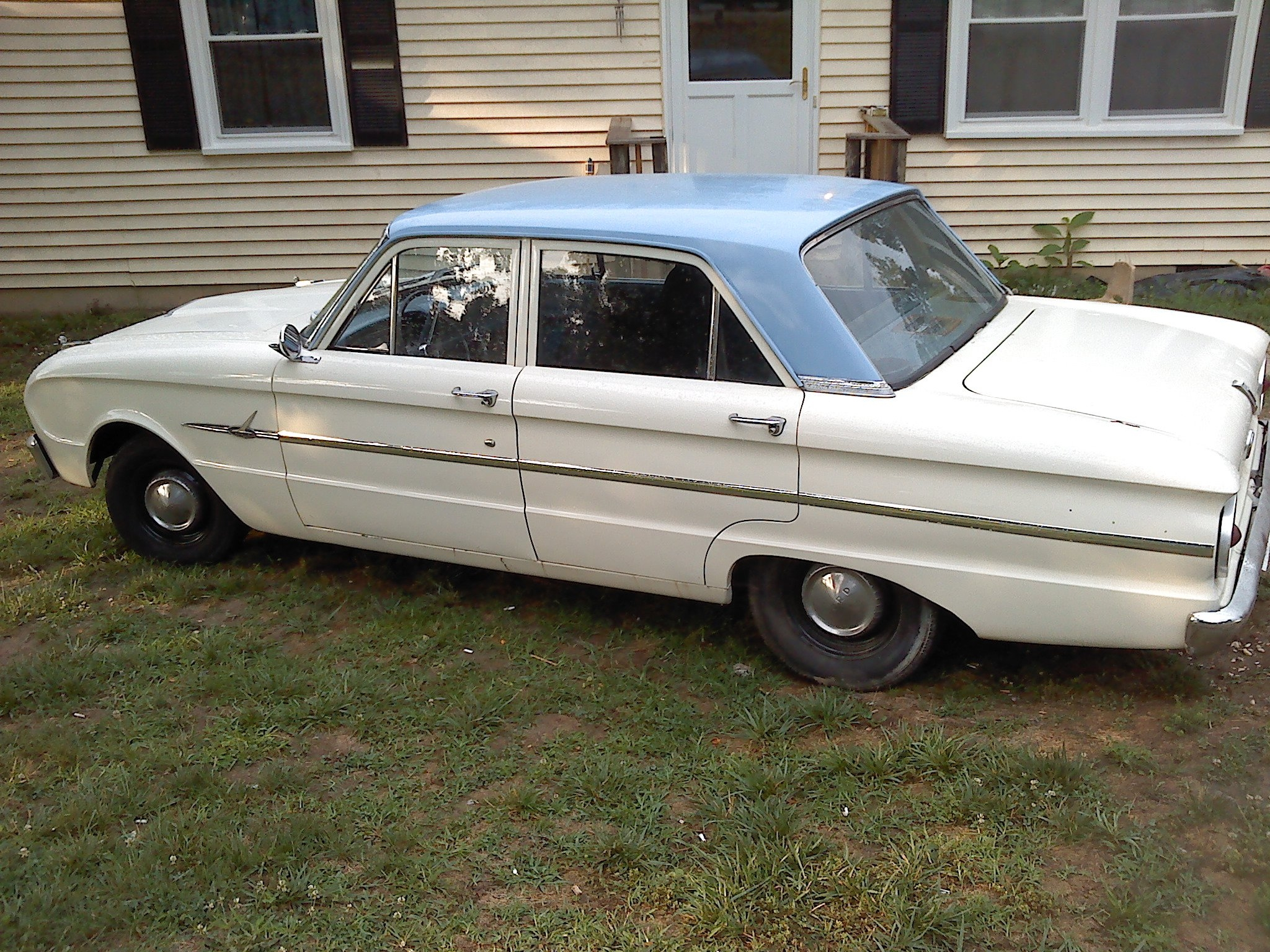 Another MyPlague5 1963 Ford Falcon post... - 15181664