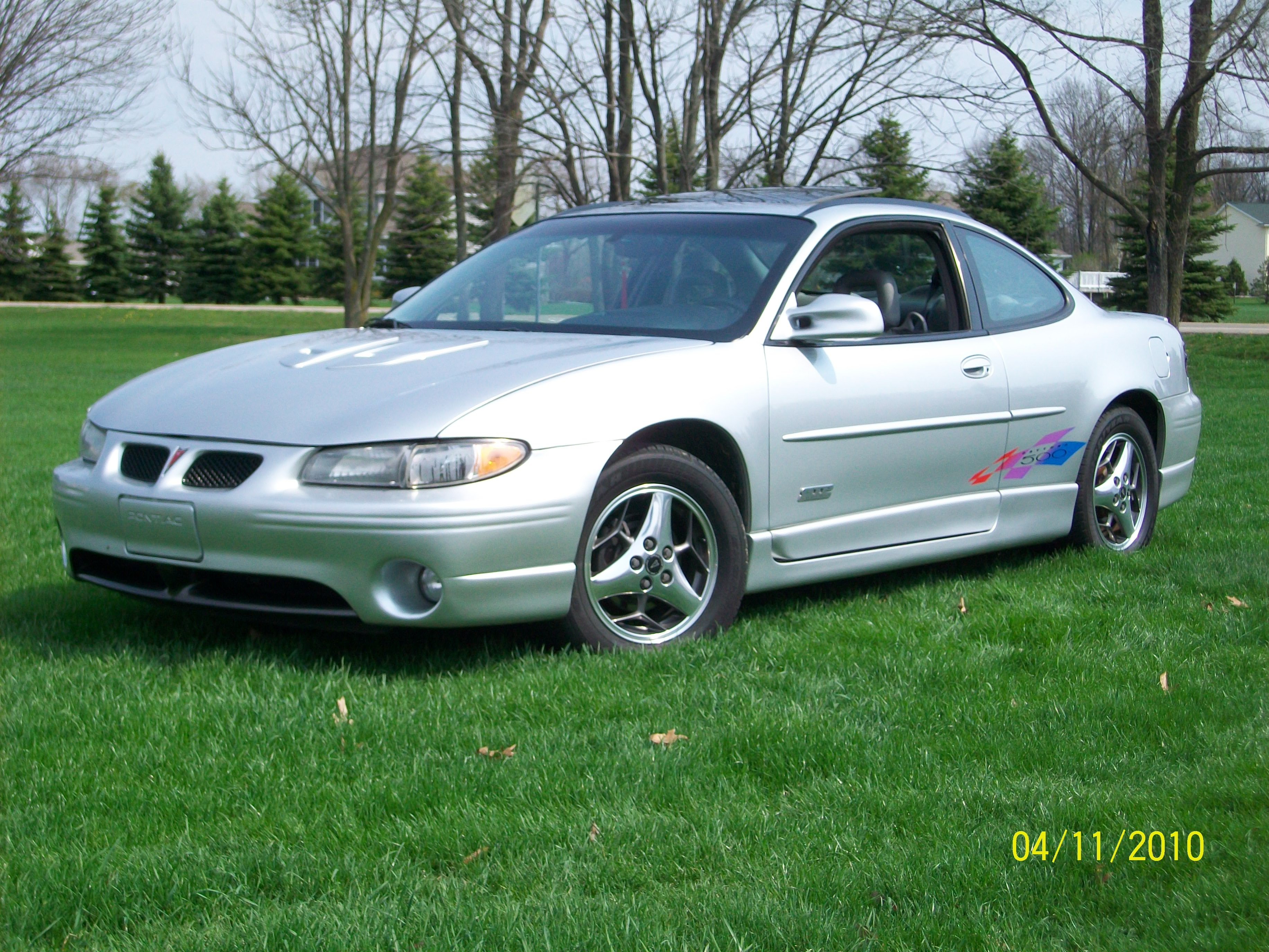 pacecarpilot 2000 pontiac grand prixgtp coupe 2d specs photos modification info at cardomain. Black Bedroom Furniture Sets. Home Design Ideas