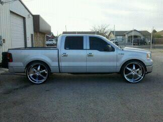 ahernandez432's 2008 Ford F150 SuperCrew Cab