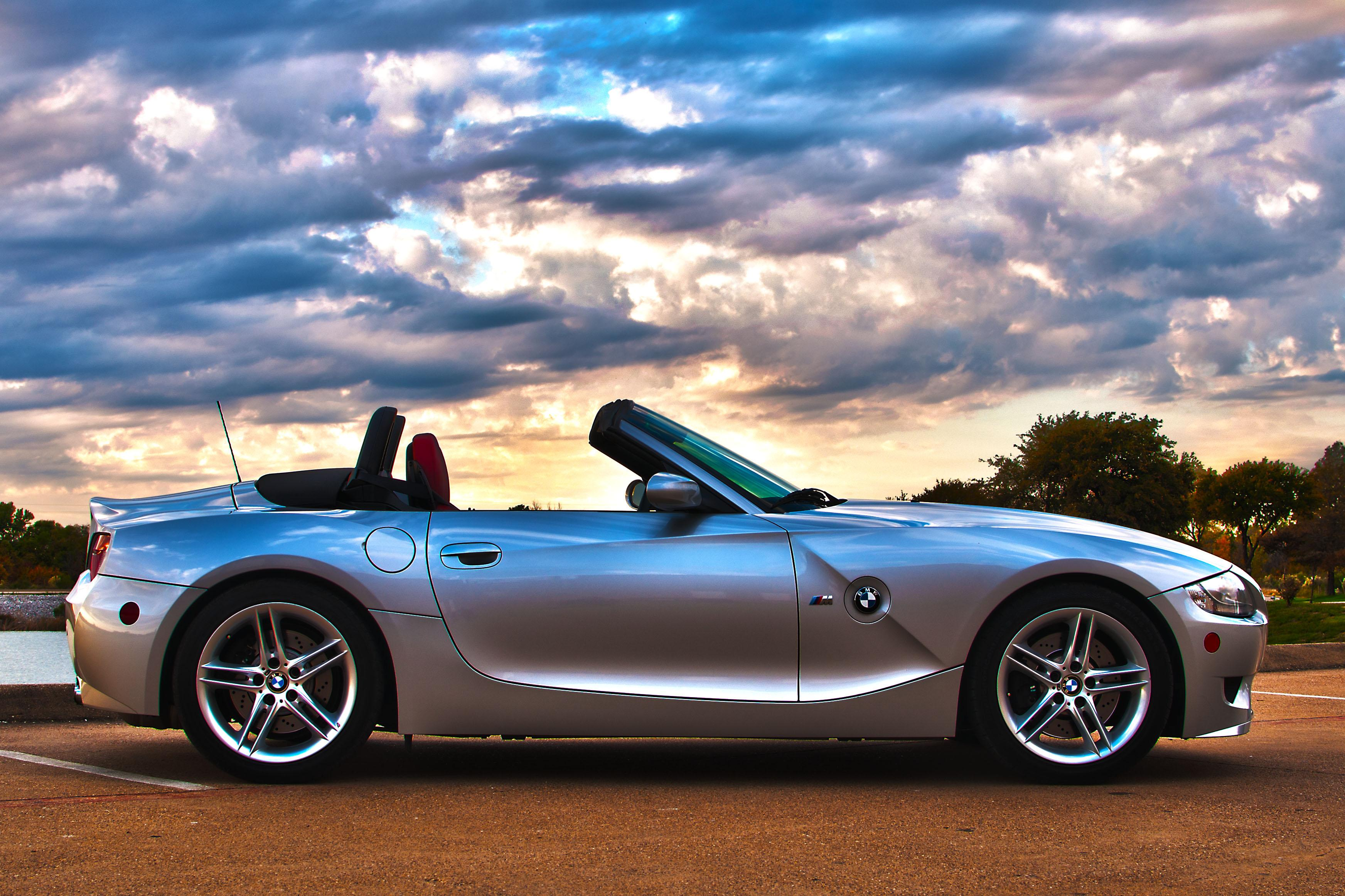 Fordp51 2007 Bmw Z4 Mcoupe 2d Specs Photos Modification