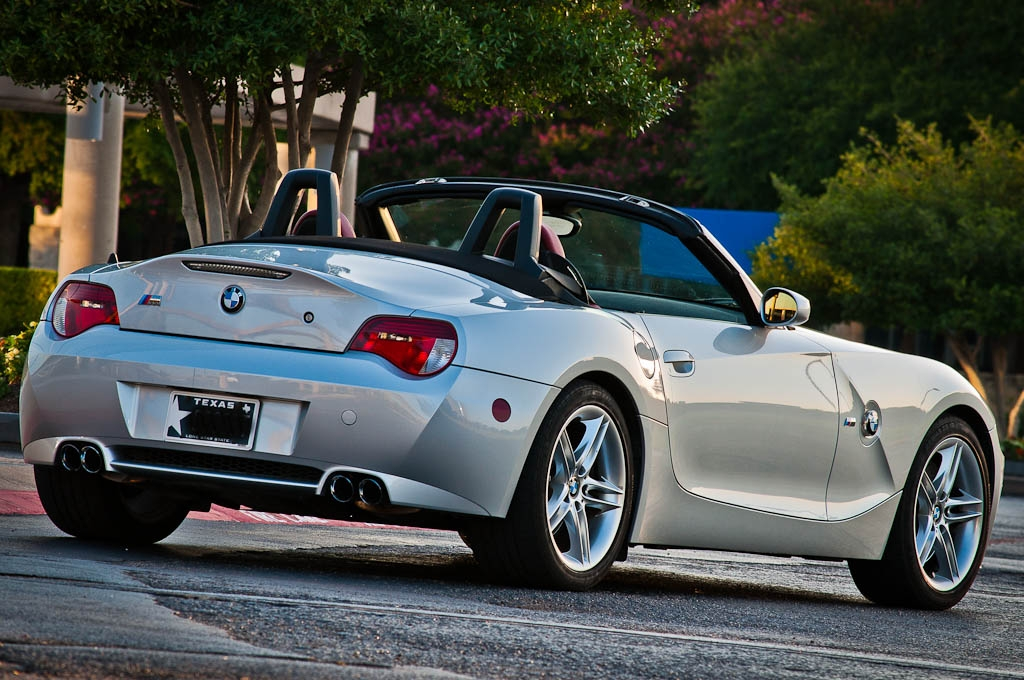 Neversaynever 2006 Bmw Z4 Mroadster 2d Specs Photos Modification Info At Cardomain