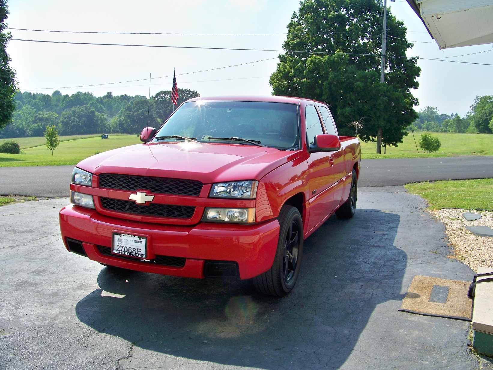 Another richard1 2003 Chevrolet Silverado 1500 Extended Cab post... - 15181925
